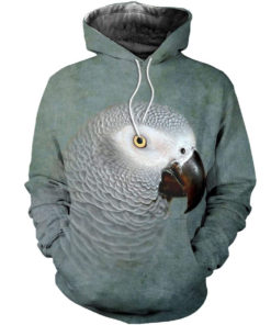 3d All Over Printed Parrot Shirts And Shorts