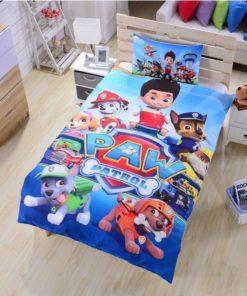 Paw Patrol Duvet Cover Set Bedding