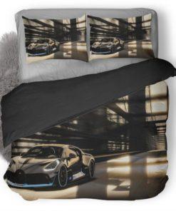 Grand Theft Auto V Bugatti Divo Duvet Cover Bedding Set