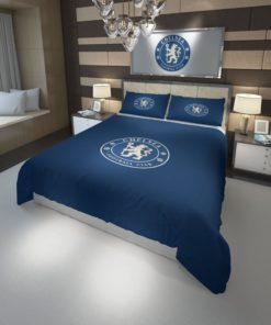 Chelsea Fc Football Club #1 Duvet Cover Bedding Set