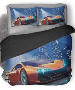 Grand Theft Auto V #48 Duvet Cover Bedding Set