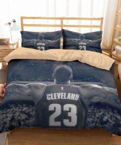 Lebron James #4 Duvet Cover Bedding Set