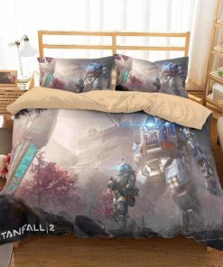Titanfall #6 Duvet Cover Bedding Set