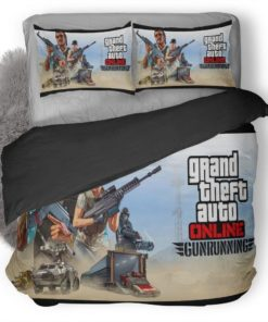 Grand Theft Auto V #47 Duvet Cover Bedding Set
