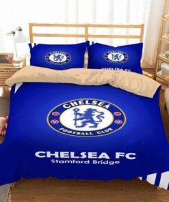 Chelsea Fc  Duvet Cover Bedding Set