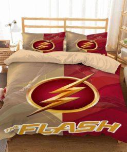 3d The Flash Duvet Cover Bedding Set 4