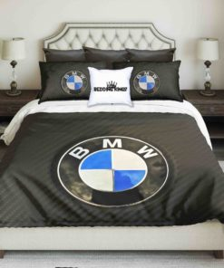 Luxury Background Bmw Design Bedding Set (Duvet Cover & Pillow Cases)