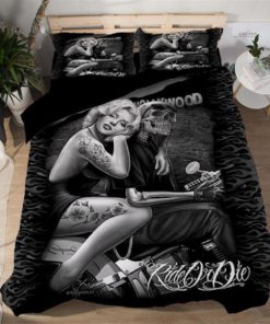 Ride Or Die In Hollywood Bedding Set (Duvet Cover & Pillow Cases)