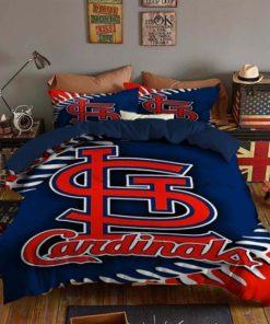 St. Louis Cardinals Bedding Set (Duvet Cover & Pillow Cases)
