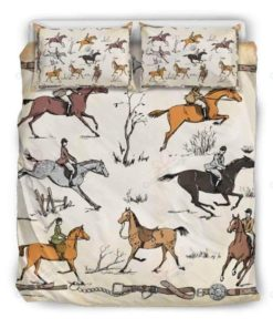 Awesome Horse Bedding Set (Duvet Cover & Pillow Cases)